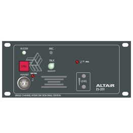 Altair ES-201 Single Channel Wall Desk Station