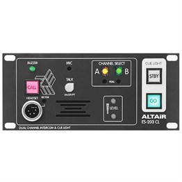 Altair ES-203CL Wall Desk Station With Cue Light